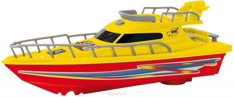 Dickie Toys Яхта Ocean Dream цвет красный желтый
