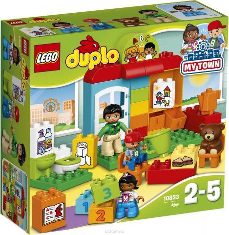 LEGO DUPLO Конструктор Детский сад 10833