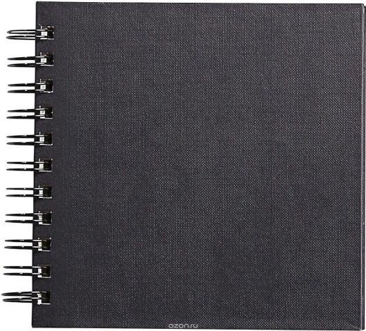 """Блокнот Clairefontaine """"Goldline"""", на спирали, 15 х 15 см, 64 листа"""