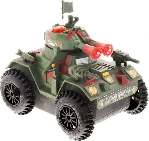 Junfa Toys Танк Super Chariot
