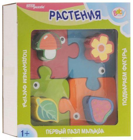 Step Puzzle Пазл для малышей Растения
