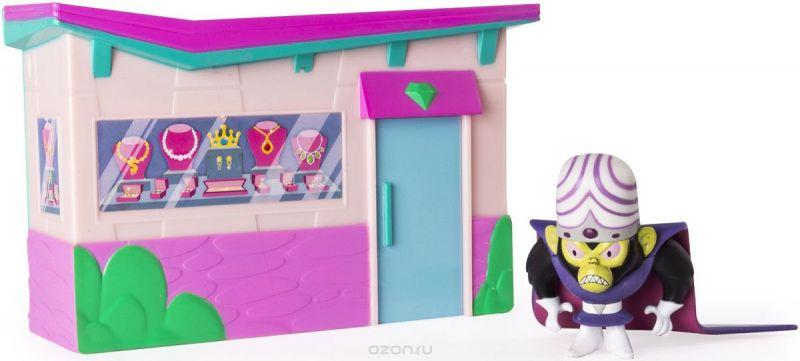 Powerpuff Girls Игровой набор с куклой Моджо Джоджо