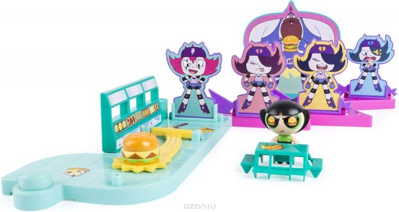 Powerpuff Girls Набор фигурок Создай свою историю Суперкрошки Пестика