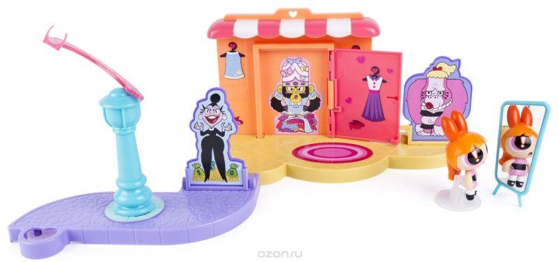 Powerpuff Girls Игровой набор Модный переполох