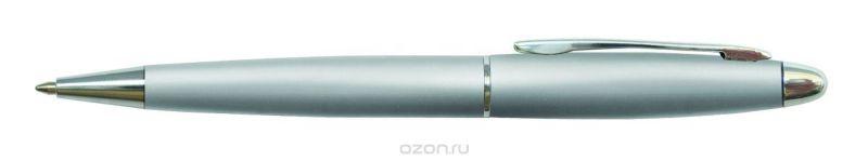 Berlingo Ручка шариковая Velvet Standard цвет корпуса серебристый