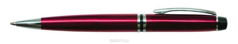 Berlingo Ручка шариковая Silk Prestige цвет корпуса бордовый