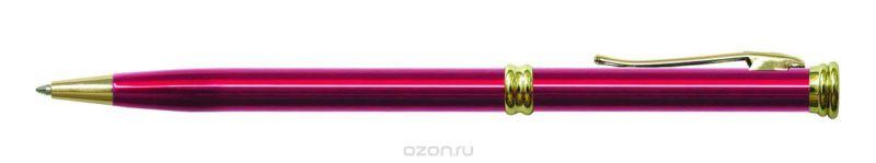 Berlingo Ручка шариковая Golden Luxe цвет корпуса бордовый