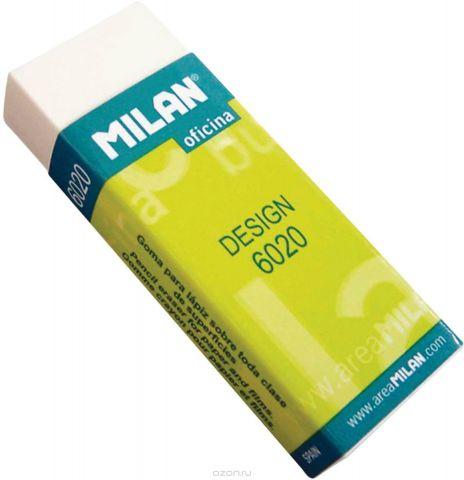 Milan Ластик Design 6020 прямоугольный