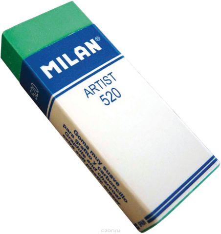 Milan Ластик Artist 520 прямоугольный
