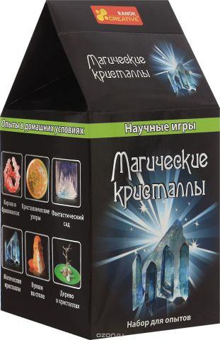Ranok Набор для опытов Магические кристаллы