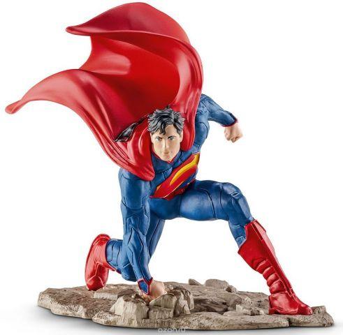 Schleich Фигурка Супермен на колене