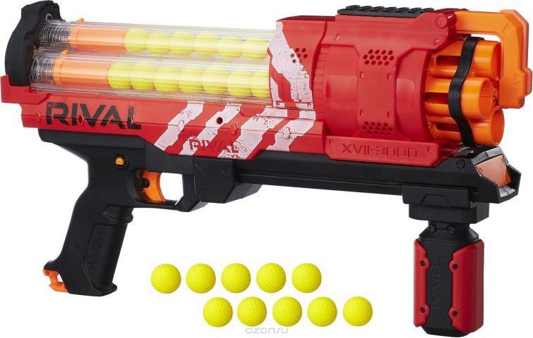Nerf Rival Бластер Artemis XVII 3000 цвет красный