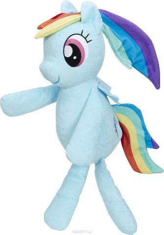 My Little Pony Мягкая игрушка Плюшевые пони для обнимашек Рейнбоу Дэш 50 см