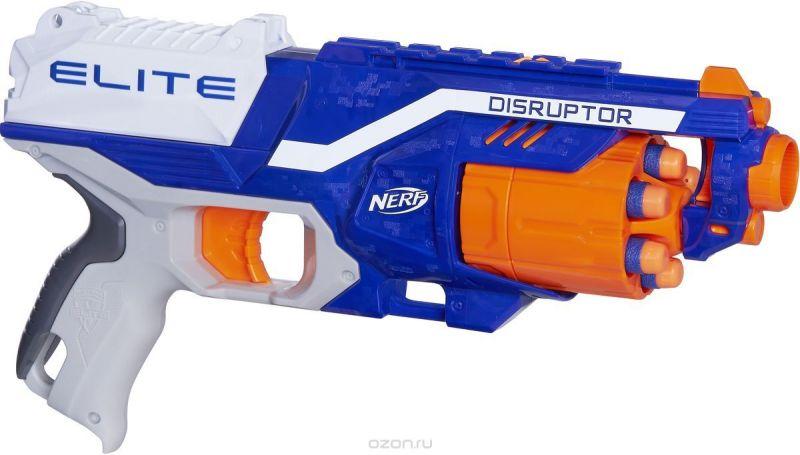Nerf Бластер Elite Disruptor