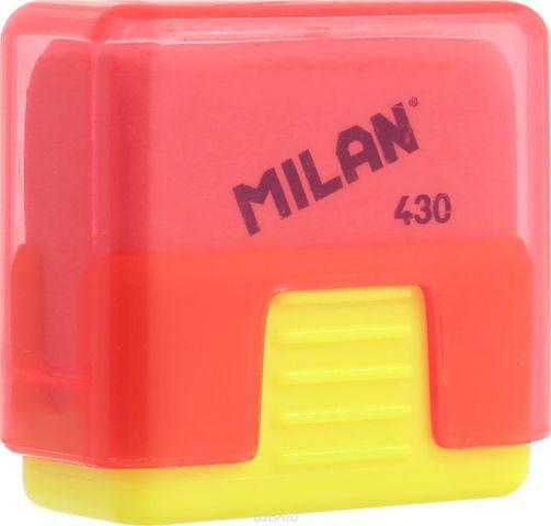 Milan Ластик School 430 цвет желтый красный
