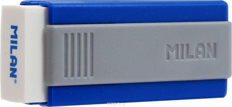 Milan Ластик Office 320 прямоугольный цвет синий
