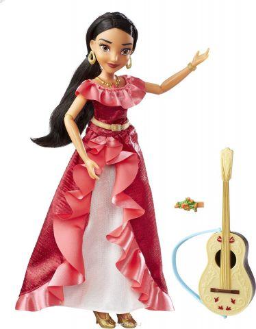 Disney Elena Of Avalor Кукла озвученная Елена с гитарой
