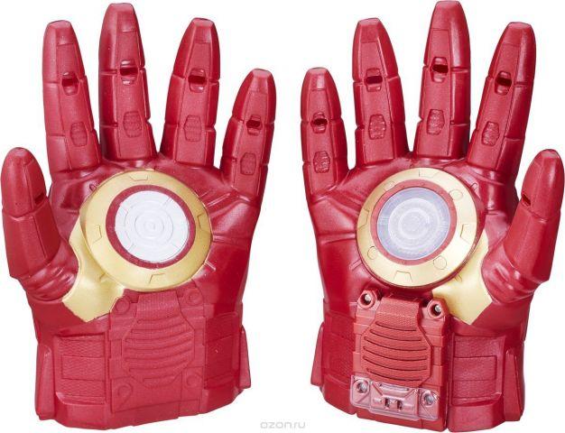 Avengers Перчатки Iron Man