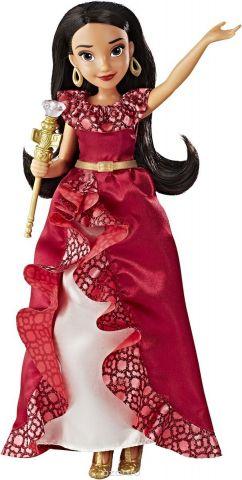 Disney Elena Of Avalor Кукла озвученная Елена и волшебный скипетр