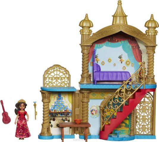 Disney Elena Of Avalor Игровой набор с мини-куклой Замок