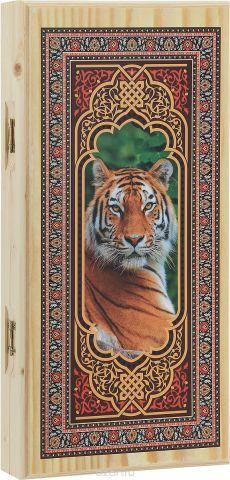 """Игровой набор 2в1 Походный """"Тигр"""", размер: 40х20х4 см. 1045/11"""