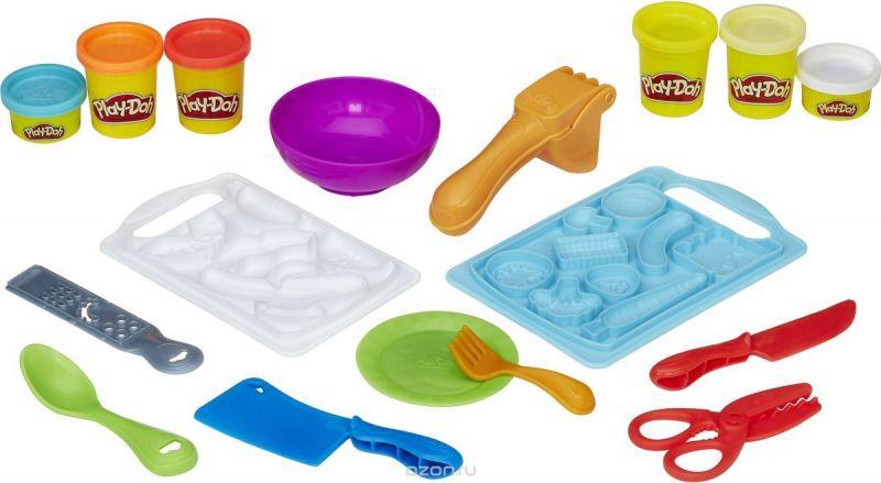 Play-Doh Набор для лепки Приготовь и нарежь на дольки