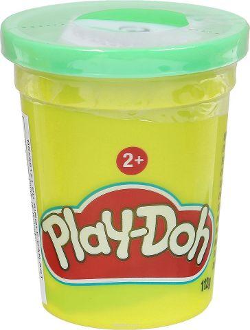 Play-Doh Пластилин цвет салатовый 112 г