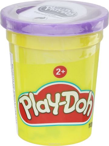 Play-Doh Пластилин цвет сиреневый 112 г