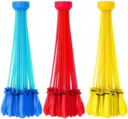 Zuru Водяное оружие Bunch O Balloons цвет красный синий желтый
