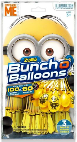 Zuru Водяное оружие Bunch O Balloons Миньоны