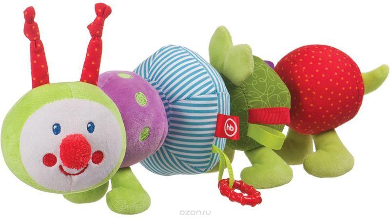 Happy Baby Развивающая игрушка IQ-Caterpillar