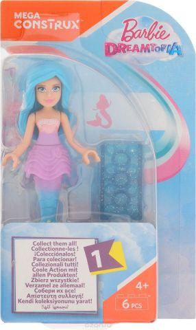 Mega Bloks Barbie Конструктор Candy Glitter Mermaid