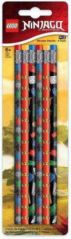 LEGO Набор карандашей Ninjago 6 шт