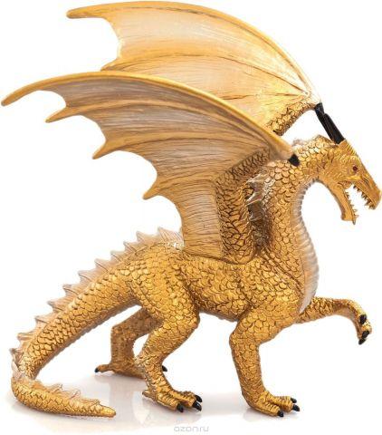Mojo Фигурка Дракон Deluxe цвет золотистый 387256