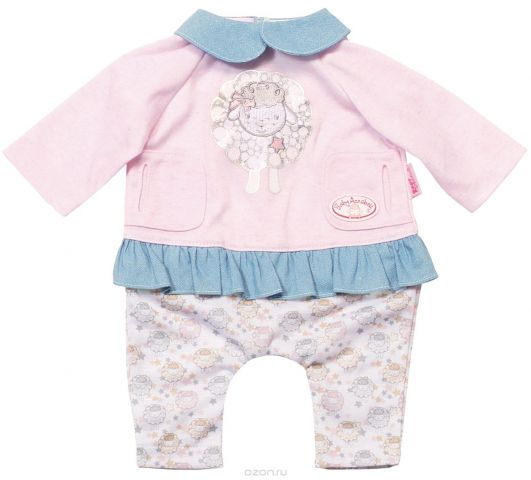 Baby Annabell Одежда для куклы Спокойной ночи