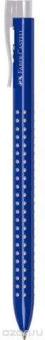 Faber-Castell Ручка шариковая Grip 2022 цвет корпуса синий