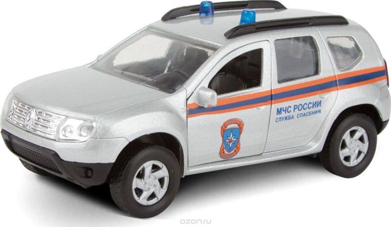 Autotime Модель автомобиля Renault Duster МЧС
