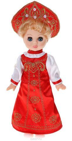 Весна Кукла Эля Русская красавица 30,5 см 1066683