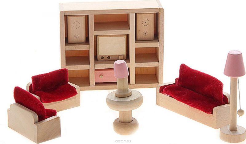 Sima-land Мебель для кукол Гостиная 11 предметов
