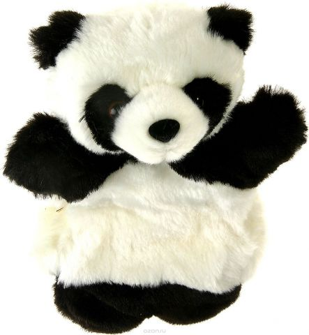 Sima-land Мягкая игрушка на руку Панда 850206