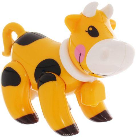 Ути-Пути Развивающая игрушка Корова цвет желтый