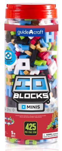 GuideCraft Конструктор IO Blocks Minis G9612