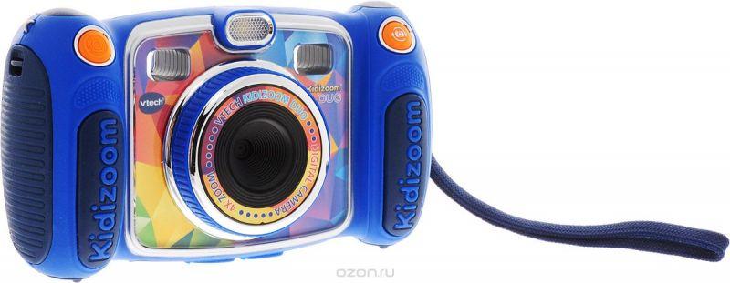 Vtech Электронная игрушка Цифровая камера Kidizoom Duo цвет синий