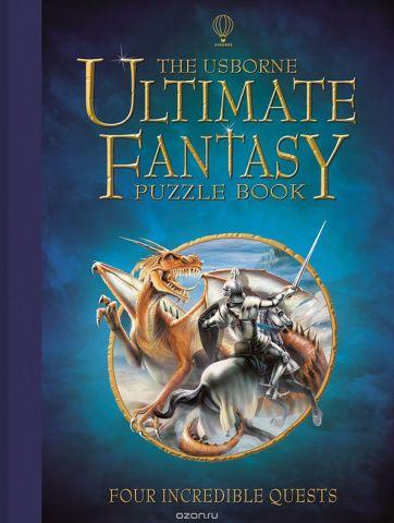 Usborne Ultimate Fantasy Puzzle Book
