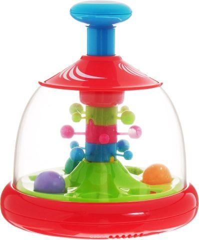 Playgo Развивающая игрушка Юла
