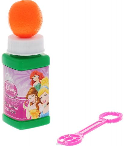 Играем вместе Мыльные пузыри с ароматом апельсина 60 мл
