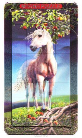 Magna Puzzle 3D пазл Портрет Лошадь