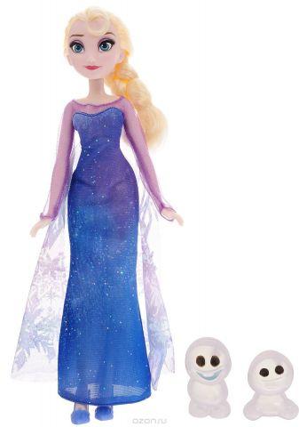 Disney Frozen Игровой набор с куклой Эльза с другом