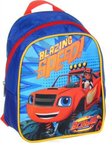 Blaze Рюкзак дошкольный цвет синий