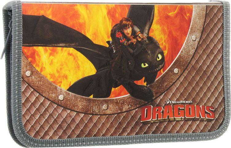 Action! Пенал Dragons Громмель
